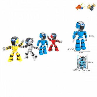 Խաղ ռոբոտ էլ-ով մուլտիկացված փոքր 4ձև