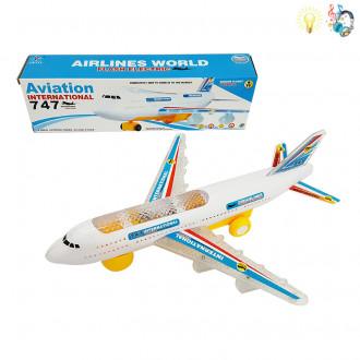 Խաղ ինքնաթիռ էլ-ով A380 մուլտիկացված