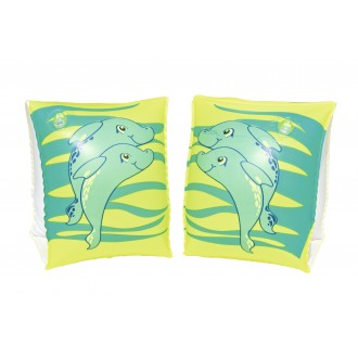 Փչովի լողի թևիկ ցել-ով, Bestway 23cm x 15cm Dolphin Armbands