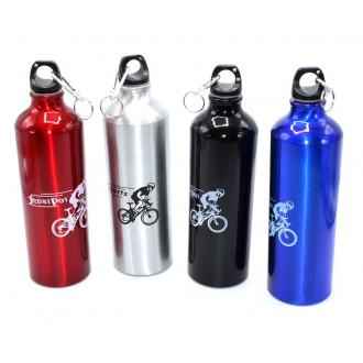 Հեծանիվի և մարզման մետաղե ջրաման 750մլ.