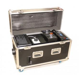Ծանր ծուխ փչող սարք 3000w 220v + քեյս /WATER FOG MACHINE