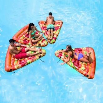 Փչովի ջրի ներքնարկ, պիցցա