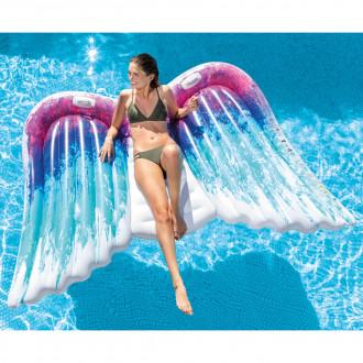 Փչովի ջրի ներքնակ մեծ հրեշտակի թևեր