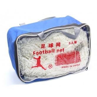 Ֆոտբոլի դարպասի 5մ-ոց ցանց, (12սմ*12սմ) վեցանկյուն հյուսք