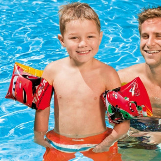 Փչովի լողի թևիկ Cars 3-6տ
