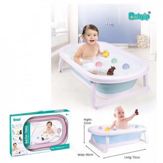 Մանկական լոգանոց, ванна բացվող և իր խաղային հավաքածույով