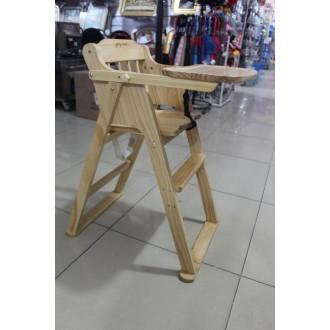 Կերակրման աթոռ փայտե