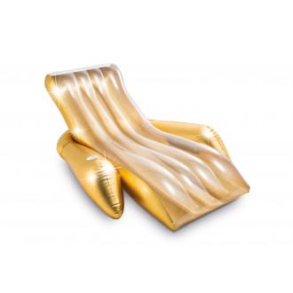 Փչովի ջրի ներքնակ աթոռ, ոսկեգույն /INTEX