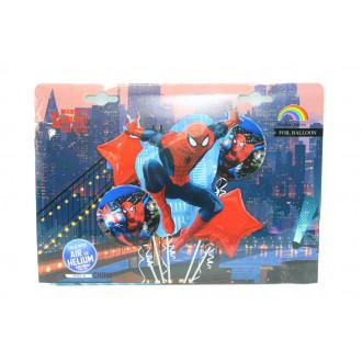 Փուչիկ ֆոլգա 1+5հ-ոց /Spider-man