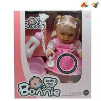 Տիկնիկ Bonnie գիշերանոթի հավաքածույով