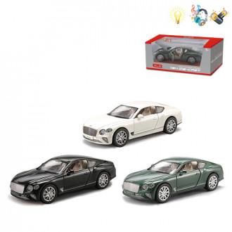 Մեքենա մոդել 1:24 Bentley