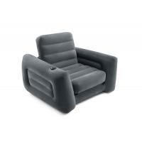 Փչովի աթոռ + մահճակալ /INTEX