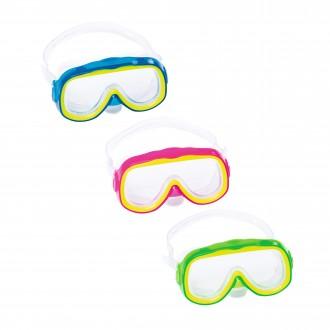 Լողի ակնոց դիմակ Bestway Hydro-Swim Lil' Explora Mask