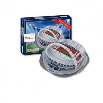 3D փազլ` ֆուտբոլի մարզադաշտ