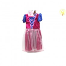 Հագուստ մանկական Princess փեշը լույսով