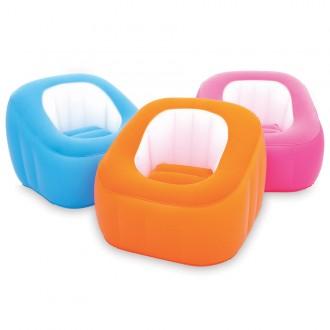 Փչովի աթոռ բազմոց Bestway 74cm x 74cm x 64cm Comfi Cube