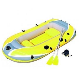 Փչովի նավակ + թիակ + նասոս Bestway 2.55m x 1.27m x 41cm Raft Set