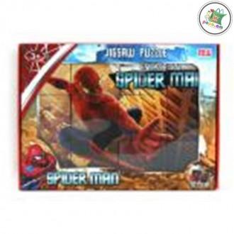 Խորանարդիկներ Spider-man փոքր,12 հատ