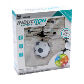 Խաղալիք էլ-մարտկոցով, թռչող գնդակ
