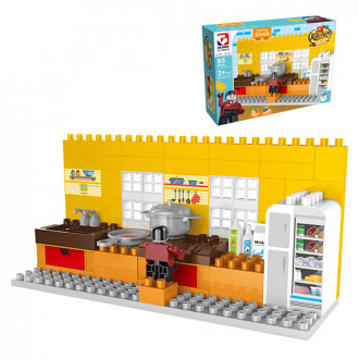 Լեգո խոհանոց, հավաքածույով