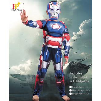 Համազգեստ մանկական մուլտ հերոսի /IRON MAN
