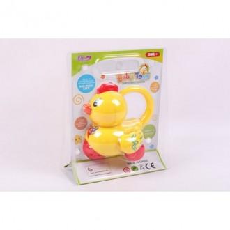 Խաղալիք պագրիմուշկա բադ ճուտիկ 1հ-ոց Baby Toys