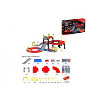 Խաղ ավտոտնակ (Race3) իր մեքենաների հավաքածույով
