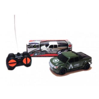 Մեքենա հեռակառավարմամբ փոքր ռազմական, 1:28 մոդել
