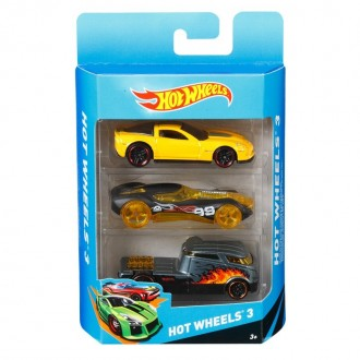 Մետաղյա մոդել Hotwheels 3հ-ոց