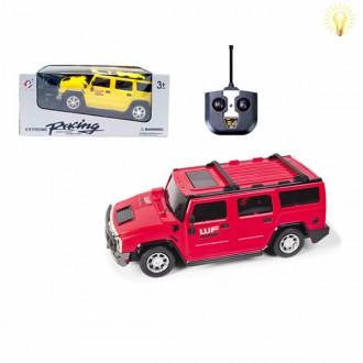 Մեքենա հեռակառավարման վահանակով փոքր