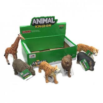 Կենդանիների հավաքածու 6հ-ոց, գիշատիչ