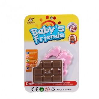 Ատամի ռեզին՝ շոկոլադե սալիկ