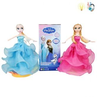 Տիկնիկ էլ-ով երաժշտական Frozen