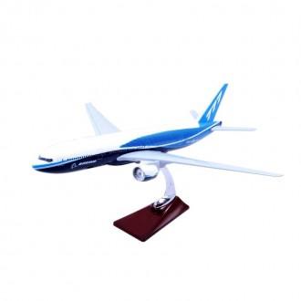 Մետաղյա ինքնաթիռ BOEING 777