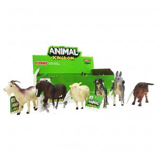 Կենդանիների հավաքածու 12հ-ոց, ընտանի