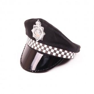 Գլխարկ մանկական ոստիկանի 1հ-ոց, կտորե