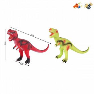 Դինոզավր ռետինե մեծ, ձայնով
