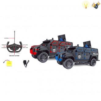 Մեքենա հեռակառավարմամբ Hummer ոստիկանի