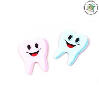 Փայտե մանր,կպչուն ատամիկներ 12հ-ոց