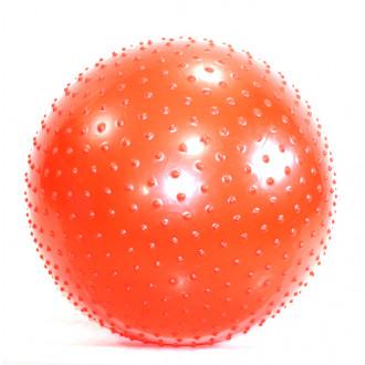 Մարզման ռետինե գնդակ մերսումով 85սմ-ոց