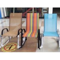 Ճոճվող աթոռ մետաղյա հիմքով, պոլիմեռ ցանցե գործվածքով 85*60*92 սմ