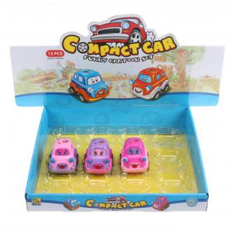 Մեքենա փոքր 12հ-ոց տուփով մուլտիկացված Compact car