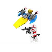 Լեգո տուփով փոքր Wanbo