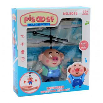 Խաղալիք էլ-մարտկոցով, թռչող խոզուկ