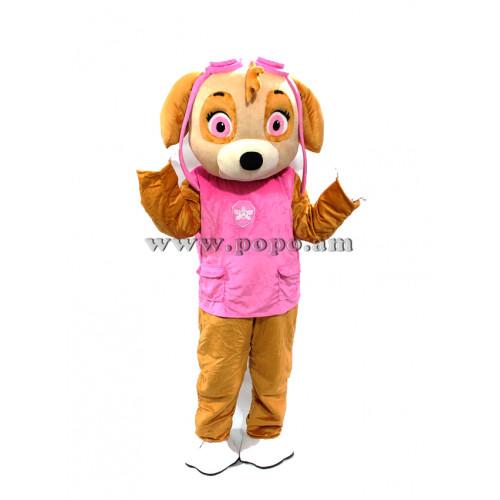 Համազգեստ մուլտ կերպար մեծ շնիկ