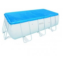 Լողավազանի ծածկ Bestway 4.12m x 2.01m) PVC Pool