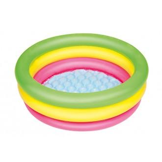 Փչովի լողավազան փոքր Bestway Φ70cm x H24cm Summer Set Pool 41 Л