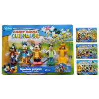 Մուլտ կերպար Mickey Mouse & Disney 5հ-ոց 3ձև