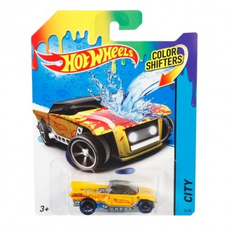 Մետաղյա մոդել Hotwheels 1հ-ոց գույն փոխվող 1:64