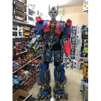 """Անիմատորի Կոստյում Տրանսֆորմեր """"Optimus Prime"""""""